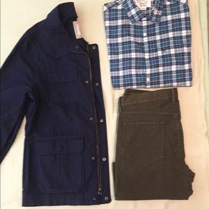 ❗️GAP Utility Blue Jacket...